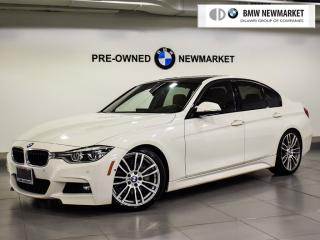 Used 2016 BMW 340i xDrive Sedan for sale in Newmarket, ON