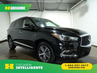 Used 2017 Infiniti QX60 AWD for sale in St-Léonard, QC