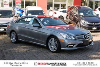 Used 2010 Mercedes-Benz E350 Coupe for sale in Vancouver, BC