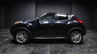 Used 2014 Nissan Juke SV RED ACCENT INTERIOR | HANDS FREE | AUX READY for sale in Kingston, ON