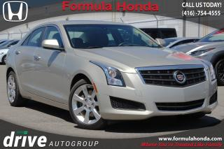 Used 2013 Cadillac ATS 2.0L Turbo ATS | PRISTINE |  ONLY 40,788 KM! for sale in Scarborough, ON