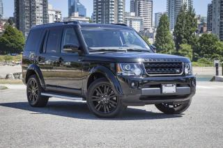 Used 2015 Land Rover LR4 HSE LUX for sale in Vancouver, BC