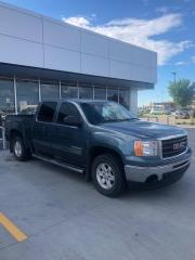 Used 2011 GMC Sierra 1500 SLE 40/20/40 SPLIT BENCH SEAT, AIR CONDITING, REMOTE KEYLESS ENTRY for sale in Lethbridge, AB