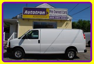 Used 2012 Chevrolet Express 2500 3/4 Ton Cargo Van, A/C for sale in Woodbridge, ON