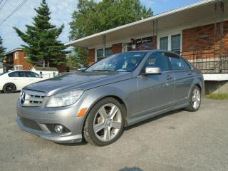 Used 2010 Mercedes-Benz C 300 C 300 berline 4 portes 4MATIC for sale in Mirabel, QC