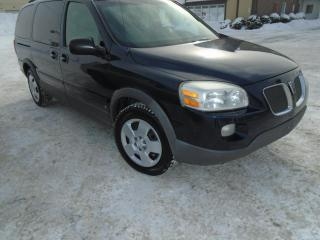 Used 2006 Pontiac Montana Empattement ordinaire 4 portes avec 1SB for sale in Mirabel, QC