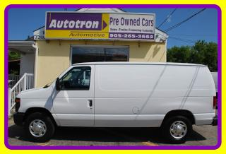 Used 2010 Ford E250 3/4 Ton Econoline Cargo Van, Loaded for sale in Woodbridge, ON