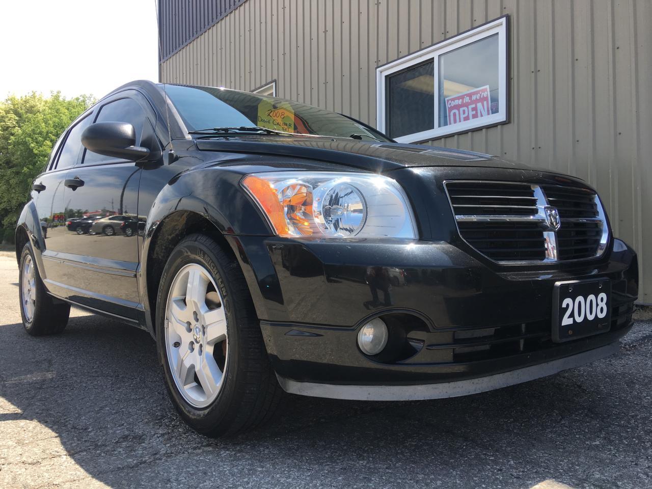 2008 Dodge Caliber SXT/ sunroof /tint /alloys