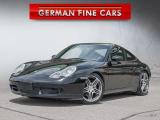 Used 2001 Porsche 911 **CARRERA, 2 COUPE, 6 SPEED MANUAL** for sale in Caledon, ON
