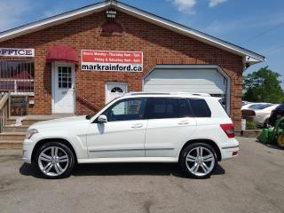 Used 2011 Mercedes-Benz GLK-Class 4Matic, Pano Roof, Bluetooth for sale in Bowmanville, ON