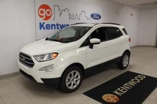 Used 2018 Ford EcoSport 3 mos Deferral *oac | SE | AWD | Push Button Start | Back up Camera | Sunroof for sale in Edmonton, AB