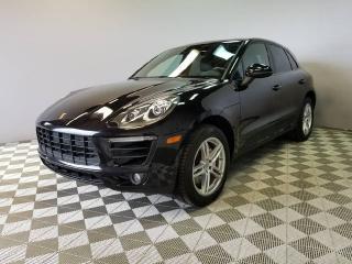 Used 2017 Porsche Macan S | CPO | Ext. Warranty | Premium PLUS | NAV | Connect for sale in Edmonton, AB