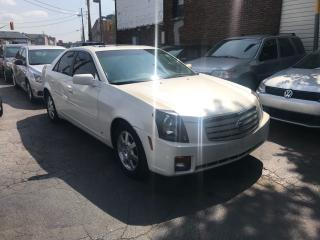 Used 2007 Cadillac CTS for sale in York, ON