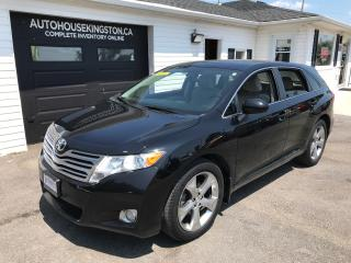 Used 2010 Toyota Venza AWD for sale in Kingston, ON
