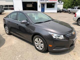 Used 2014 Chevrolet Cruze 1LT for sale in Beeton, ON
