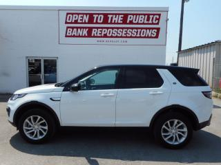 Used 2017 Land Rover Discovery Sport HSE for sale in Etobicoke, ON
