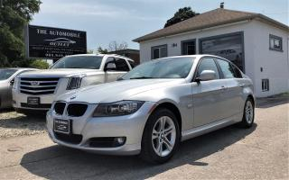 Used 2009 BMW 328xi 328i xDrive AWD SUNROOF NO ACCIDENT for sale in Mississauga, ON