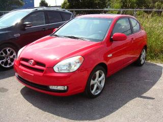 Used 2008 Hyundai Accent BASE for sale in Georgetown, ON