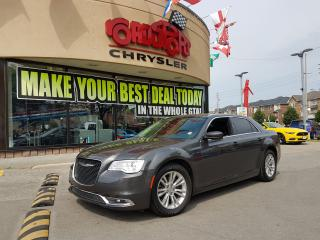 Used 2017 Chrysler 300 Touring  NAVI PANO ROOF REAR CAM B-TOOTH for sale in Scarborough, ON