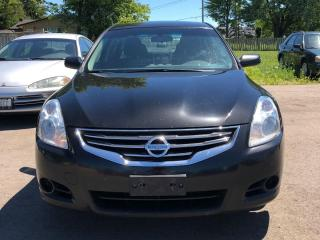 Used 2012 Nissan Altima 2.5 S for sale in Hamilton, ON