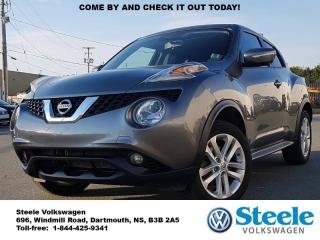 Used 2015 Nissan Juke SL - Trade-in, Loaded, AWD for sale in Dartmouth, NS