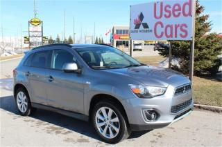 Used 2015 Mitsubishi RVR SE AWC for sale in Barrie, ON