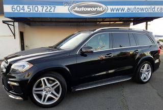 Used 2015 Mercedes-Benz GL350 GL 350 BlueTEC for sale in Langley, BC