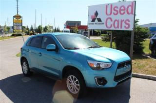 Used 2014 Mitsubishi RVR SE AWC for sale in Barrie, ON