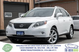 Used 2010 Lexus RX 350 AWD NAVI GPS REAR CAMERA NO ACCIDENTS 19