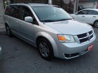 Used 2010 Dodge Grand Caravan SXT-DVD- Back up Cam - Fully loaded for sale in Scarborough, ON