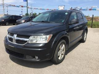 Used 2010 Dodge JOURNEY SXT * BLUETOOTH * 7 PASSENGER for sale in London, ON