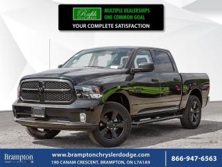 New 2018 RAM 1500 Express for sale in Brampton, ON