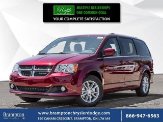 New 2018 Dodge Grand Caravan SXT Premium Plus for sale in Brampton, ON