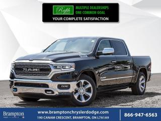New 2019 RAM 1500 Limited for sale in Brampton, ON