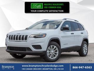 New 2019 Jeep Cherokee Sport for sale in Brampton, ON