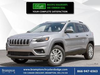New 2019 Jeep Cherokee North for sale in Brampton, ON