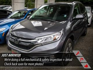 Used 2016 Honda CR-V Touring for sale in Port Moody, BC
