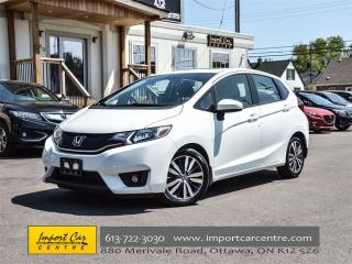 Used 2016 Honda Fit EX LANEWATCH ALLOYS ONLY 11KKMS WOW!! for sale in Ottawa, ON