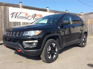 Used 2017 Jeep Compass Trailhawk for sale in Stittsville, ON