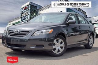 Used 2009 Toyota Camry 4-Door Sedan LE 5A 1 Owner|Accident Free| LOW KM for sale in Thornhill, ON