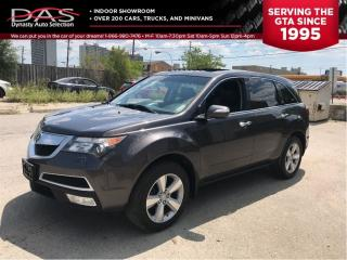Used 2010 Acura MDX Technology Package Navigation/Leather/Sunroof for sale in North York, ON