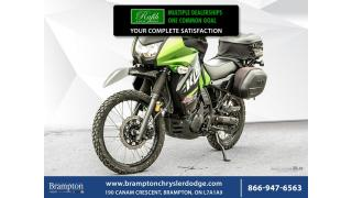 Used 2013 Kawasaki KL650EAF KLR 650 KLR650 for sale in Brampton, ON