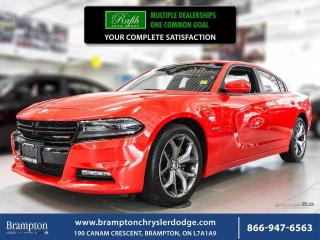 Used 2017 Dodge Charger R/T | for sale in Brampton, ON