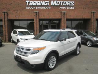 Used 2013 Ford Explorer NAVIGATION | NO ACCIDENT | LEATHER | SUNROOF | AWD for sale in Mississauga, ON