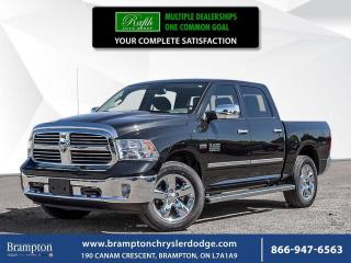 Used 2017 RAM 1500 SLT BIG HORN 4X4 | TRADE-IN | for sale in Brampton, ON