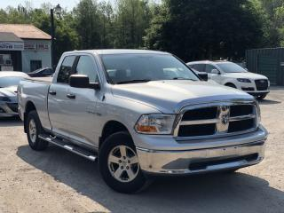 Used 2009 Dodge Ram 1500 No Accidents SLT 4X4 HEMI Power Group for sale in Newmarket, ON