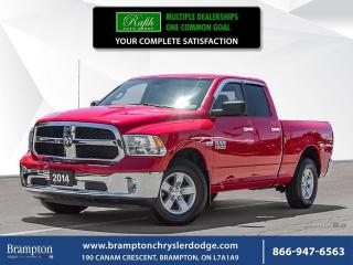 Used 2014 RAM 1500 SLT 4X4 | TRADE-IN | for sale in Brampton, ON