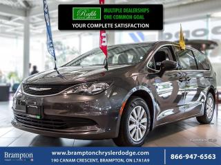 Used 2017 Chrysler Pacifica LX | USED DEMO | 5 IN TOUCHSCREEN | UCONNECT W/BLU for sale in Brampton, ON