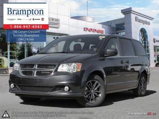 Used 2017 Dodge Grand Caravan SXT PREMIUM PLUS   for sale in Brampton, ON