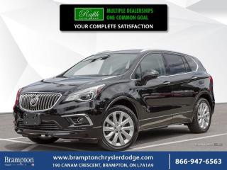 Used 2016 Buick Envision PREMIUM II | 1 OWNER TRADE-IN | for sale in Brampton, ON